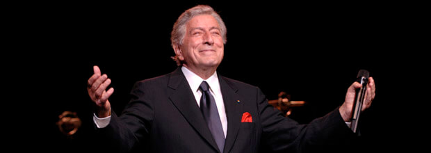 Tony Bennett Exploring the Arts dinner 2007