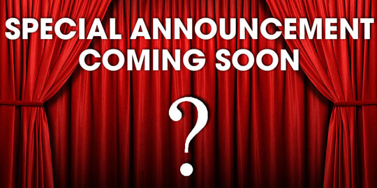 Special Announcement Coming Soon Centre In The Square