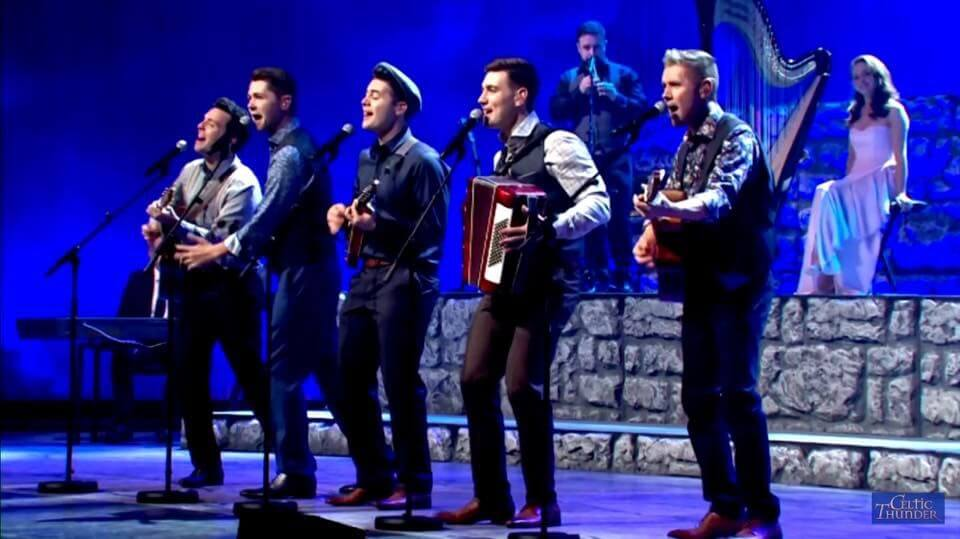 Celtic Thunder X | Centre In The Square