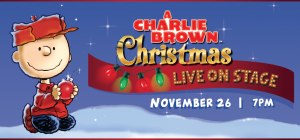 Charlie Brown Christmas Live On Stage